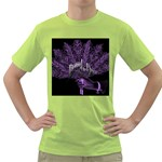 Panic At The Disco Green T-Shirt Front
