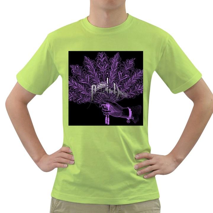 Panic At The Disco Green T-Shirt