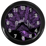 Panic At The Disco Wall Clocks (Black) Front