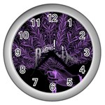 Panic At The Disco Wall Clocks (Silver)  Front