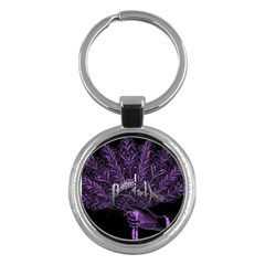 Panic At The Disco Key Chains (round)