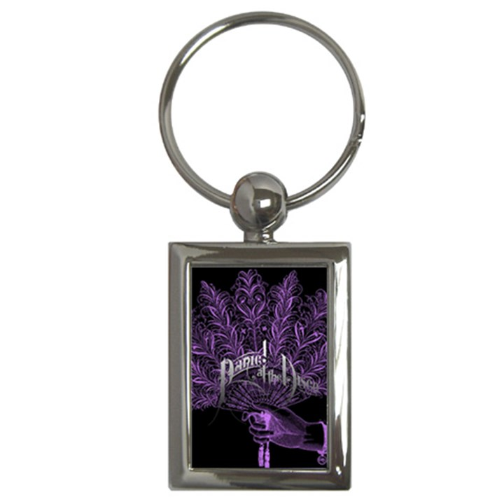 Panic At The Disco Key Chains (Rectangle)