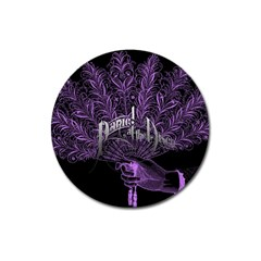 Panic At The Disco Magnet 3  (round)