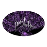 Panic At The Disco Oval Magnet Front