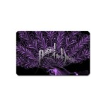 Panic At The Disco Magnet (Name Card) Front