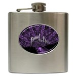Panic At The Disco Hip Flask (6 oz) Front