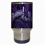 Panic At The Disco Travel Mugs (White) Center