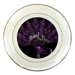 Panic At The Disco Porcelain Plates Front