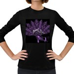 Panic At The Disco Women s Long Sleeve Dark T-Shirts Front