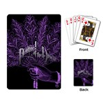 Panic At The Disco Playing Card Back