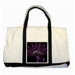 Panic At The Disco Two Tone Tote Bag Front