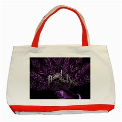 Panic At The Disco Classic Tote Bag (red)