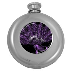 Panic At The Disco Round Hip Flask (5 Oz)