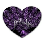 Panic At The Disco Heart Mousepads Front