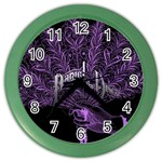 Panic At The Disco Color Wall Clocks Front