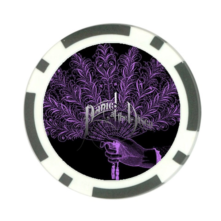 Panic At The Disco Poker Chip Card Guards