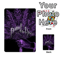 Panic At The Disco Multi-purpose Cards (Rectangle)
