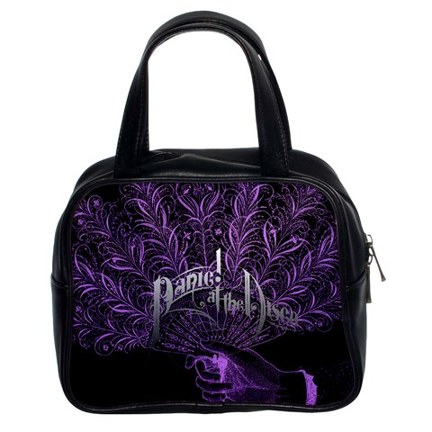 Panic At The Disco Classic Handbags (2 Sides)