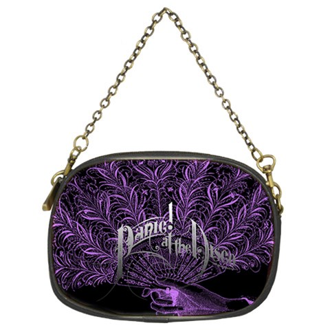 Panic At The Disco Chain Purses (Two Sides)