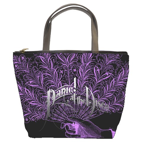 Panic At The Disco Bucket Bags