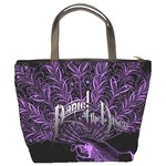 Panic At The Disco Bucket Bags Back