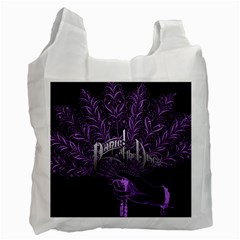 Panic At The Disco Recycle Bag (one Side)