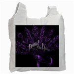 Panic At The Disco Recycle Bag (Two Side)  Front
