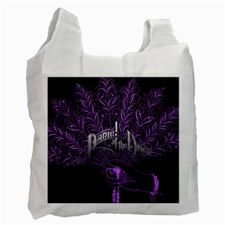 Panic At The Disco Recycle Bag (Two Side)