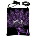 Panic At The Disco Shoulder Sling Bags Front