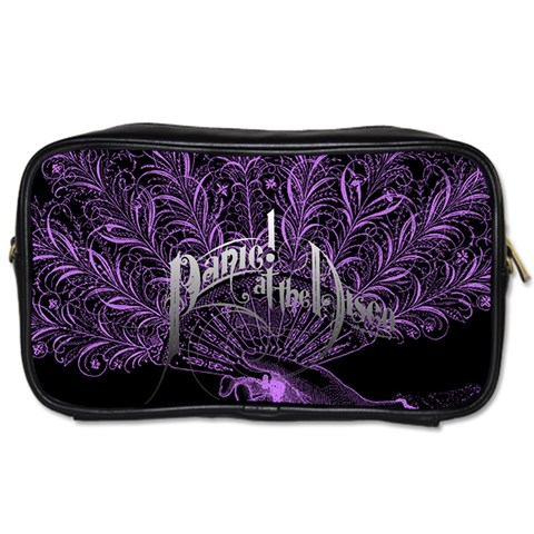 Panic At The Disco Toiletries Bags 2-Side