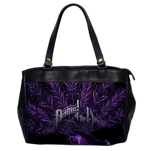 Panic At The Disco Office Handbags