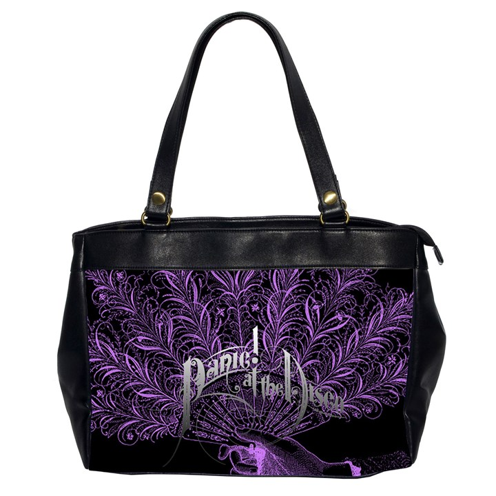 Panic At The Disco Office Handbags (2 Sides)