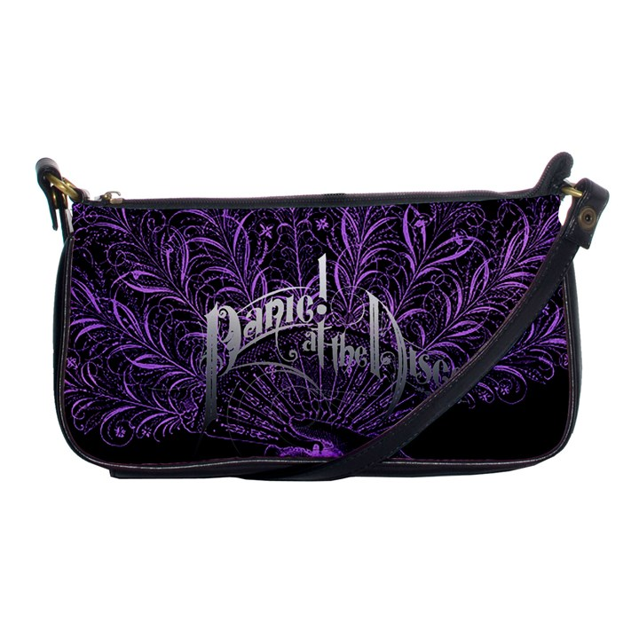 Panic At The Disco Shoulder Clutch Bags