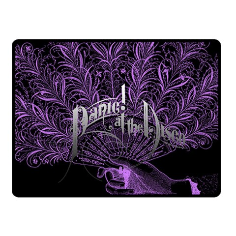 Panic At The Disco Fleece Blanket (Small)