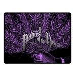 Panic At The Disco Fleece Blanket (Small) 50 x40 Blanket Front