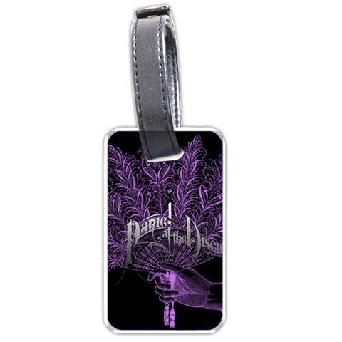 Panic At The Disco Luggage Tags (Two Sides)