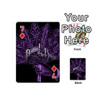 Panic At The Disco Playing Cards 54 (Mini)  Front - Diamond7