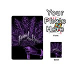 Panic At The Disco Playing Cards 54 (Mini)  Back