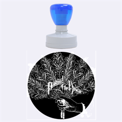 Panic At The Disco Rubber Round Stamps (Large)