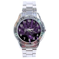 Panic At The Disco Stainless Steel Analogue Watch
