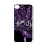 Panic At The Disco Apple iPhone 4 Case (White) Front