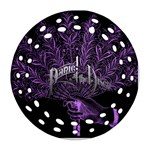 Panic At The Disco Ornament (Round Filigree)  Front