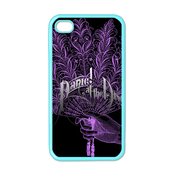 Panic At The Disco Apple iPhone 4 Case (Color)