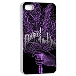 Panic At The Disco Apple iPhone 4/4s Seamless Case (White) Front
