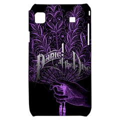 Panic At The Disco Samsung Galaxy S i9000 Hardshell Case