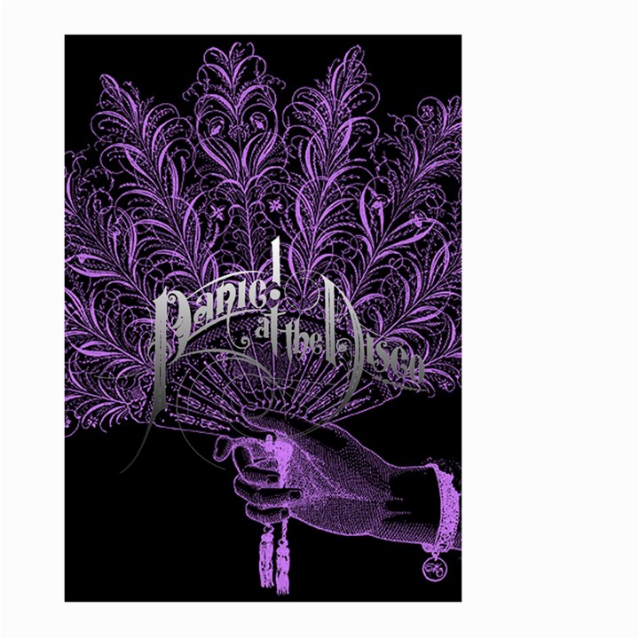 Panic At The Disco Large Garden Flag (Two Sides)