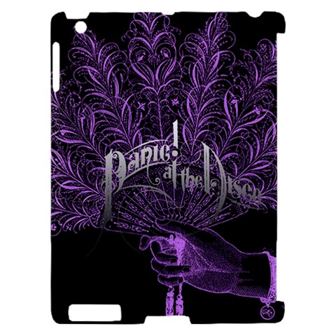 Panic At The Disco Apple iPad 2 Hardshell Case (Compatible with Smart Cover)