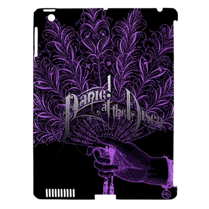 Panic At The Disco Apple iPad 3/4 Hardshell Case (Compatible with Smart Cover)