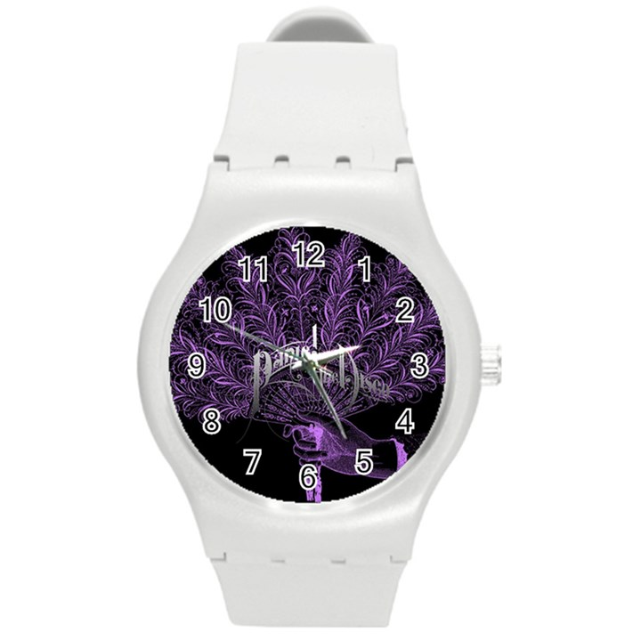 Panic At The Disco Round Plastic Sport Watch (M)