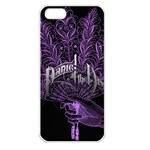 Panic At The Disco Apple iPhone 5 Seamless Case (White) Front